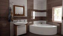 Як зробити плитку у ванній?
