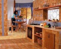 плитка для підлоги кухонна