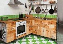 плитка для підлоги кухонна фото