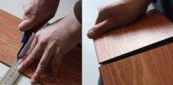 Уривок кварцвініловая плитки