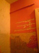Привиди минулого.  Як зняти стару масляну фарбу зі стін.