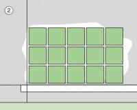 Технологія укладання плитки на стіну