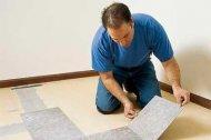 Укладання кварцвініловая плитки
