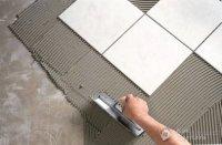 Укладання підлогової плитки своїми руками