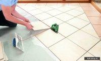 Укладання плитки по діагоналі своїми руками.  Технологія укладання плитки по діагоналі